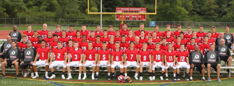 2016 PTHS Team