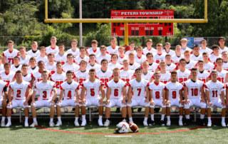 2017 PTHS Football Team