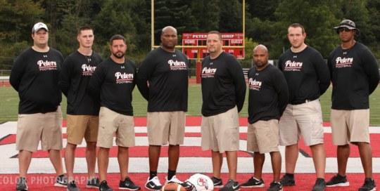 2018 PTHS Coaches