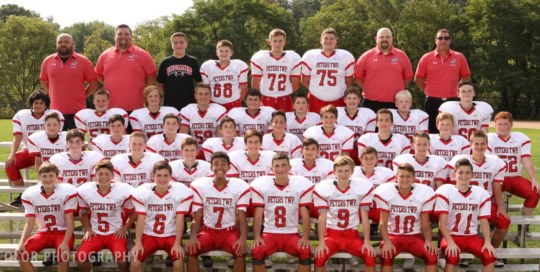 2018 Middle School Team