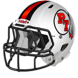 Peters Township Football Helmet