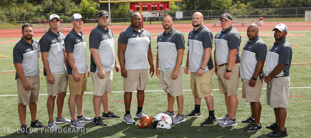 PTHS Coaches 2019